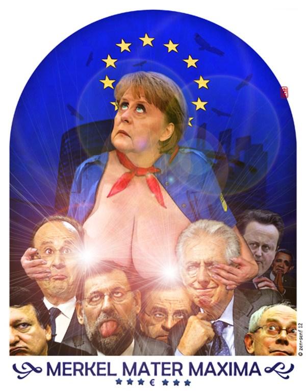 EUROPEISTI COL CULO DEGLIALTRI